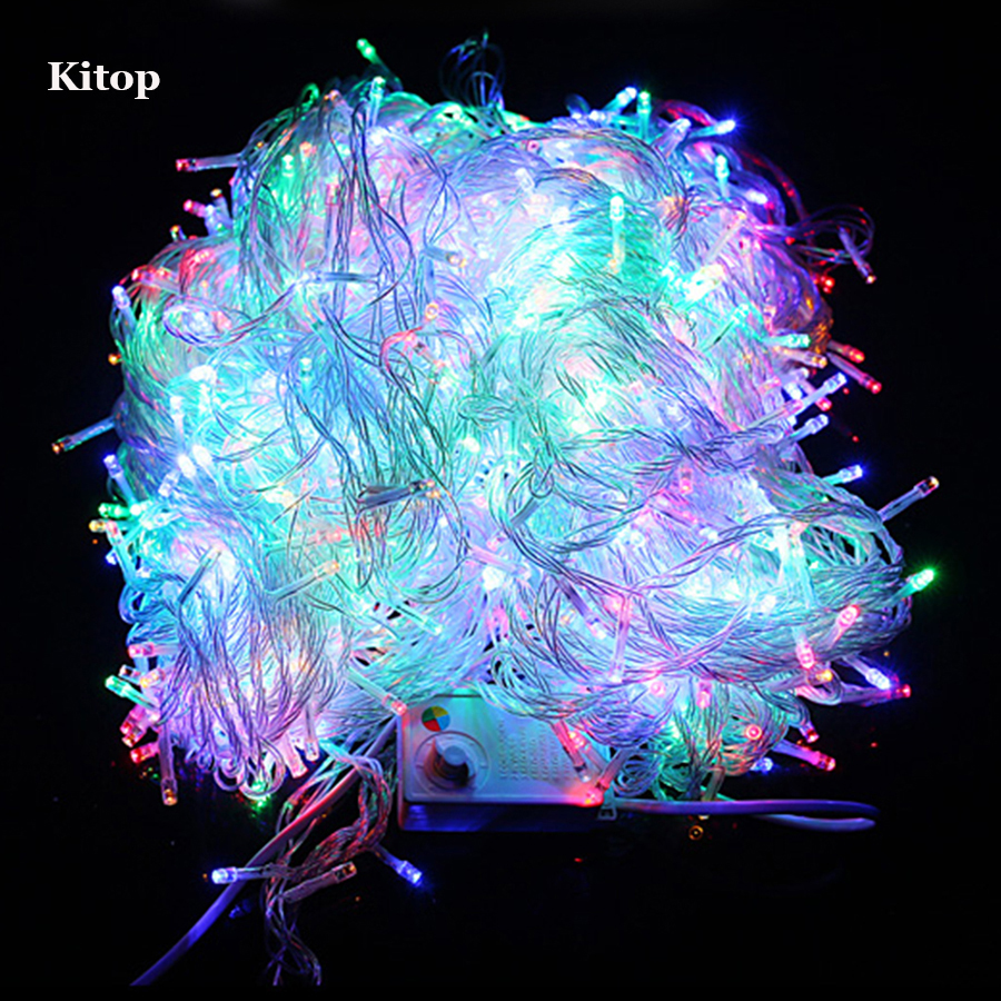 Kitop AC220V 100M String Led light 600 leds flexible rope outdoor  decoration lighting for holiday partyOnline Get Cheap Holiday Living Rope Lights  Aliexpress com  . Holiday Living Rope Lights. Home Design Ideas