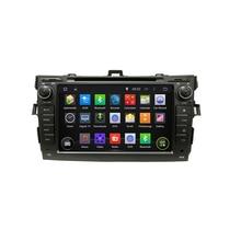 Free shipping Touch Screen Car DVD Player Toyota Corolla 2007 2008 2009 2010 2011 3G Bluetooth Radio USB GPS Navigation System