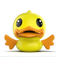 Cartoon Flying duckling Car Air Freshener perfume Automobile Interior Perfume Clip Fragrance Decoration Ornaments Accessorie