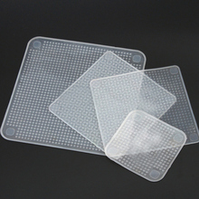 4PCS Multifunction Silicone Strech Cover
