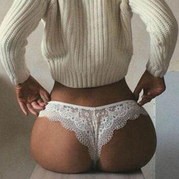 Newest Fashion Women Lady Lace Briefs Panties 1