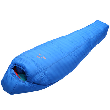 Trackman Mummy Cotton Filling Hiking Indoor Home Hking Cyclilng Spring Summer Winter Outdoor Camping Sleeping Bag 2 Colors