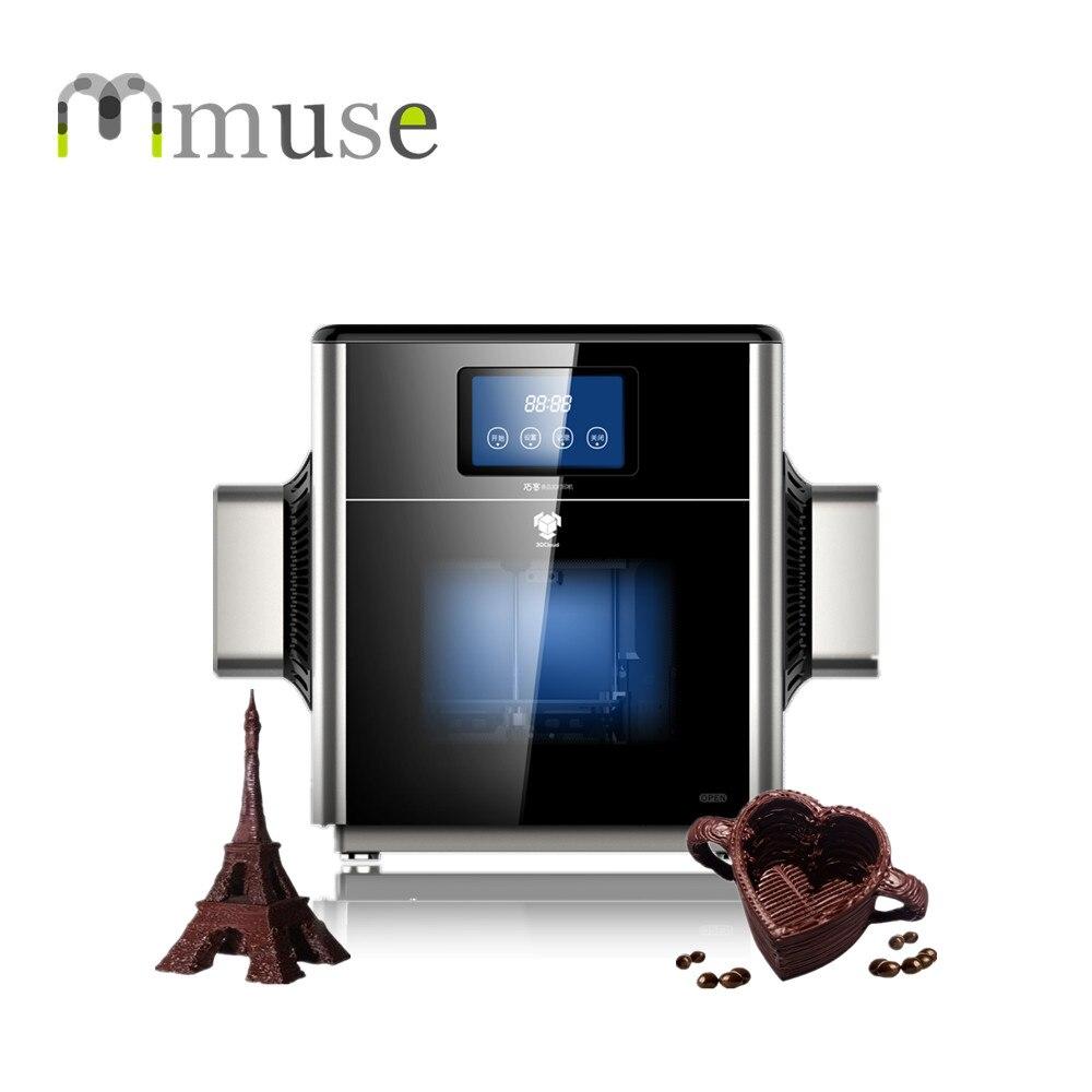 Nouvel Écran Tactile Chocolat 3D Imprimante Machine