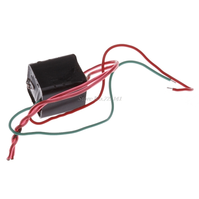 Квадратный 3,6 V высокой Генератор давления блок зажигания 1.5A Выходное напряжение 20KV