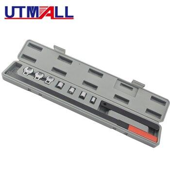 автомобильные наборы инструментов | 8 шт. гаечные ключи Змеиный Ремень Натяжения Tool Kit автомобильной ремонт набор розетки