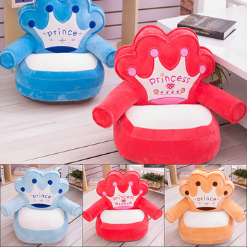 Baby Sofa Support Feeding Washable Only Cover No Filling Kids Upscale Baby Chair Toddler Nest Cheap Puff Seat Cushion Sofa
