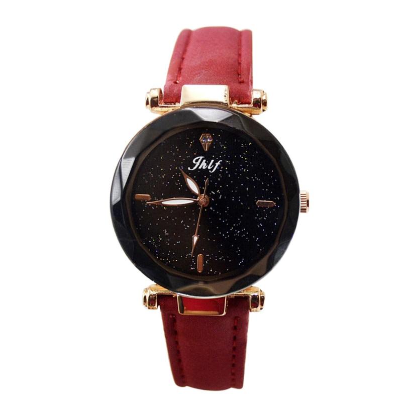 Women Watches Luxury Fashion Dress Quartz Watch reloj mujer zegarek damski Clock Relogio Feminino Quartz Female Watch Sale 4FN