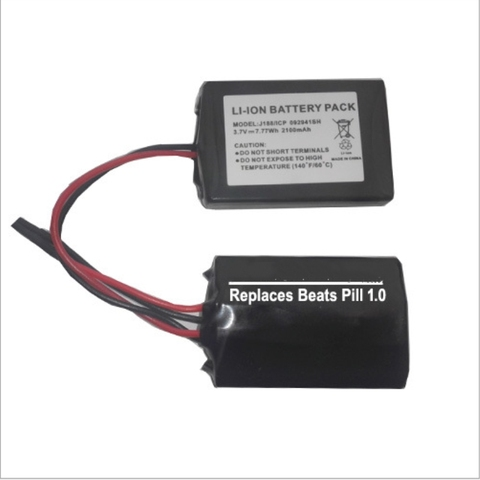Bateria para Batidas Ttvxo Icp 092941sh Pill Speaker 1.0 Bluetooth Bateria J188 2100 Mah –
