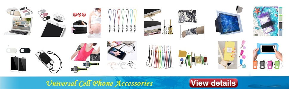 Universal Cell Phone Accessories