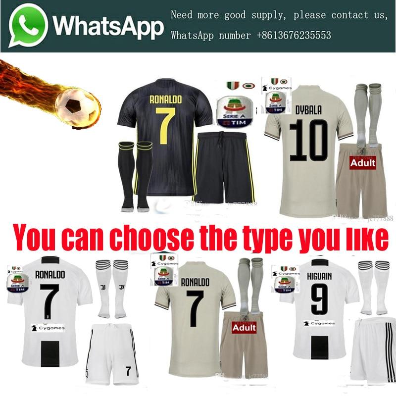 4900b97e3b4 Buy juventus shirt soccer and get free shipping on AliExpress.com