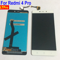 Black White Gold 5 0 NEW Top Quality Full LCD Display Assembly Touch Screen Digitizer For