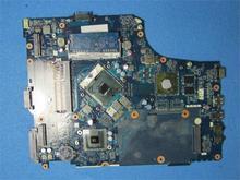 HOLYTIME Laptop Motherboard For Acer aspire 7750 7750G P7YE0 LA-6911P MBBVV02001 MB.BVV02.001 HM65 DDR3 HD7400M 100% Tested