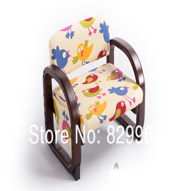 Solid wood sofa,the children furniture,lifting children's chairs,solid wood furniture,living room furniture products