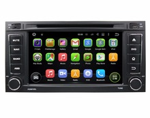 Quad Core Android 5.1 HD 2 din 7″ Car DVD GPS for VW Volkswagen Touareg Multivan With 3GWIFI Bluetooth IPOD TV Radio USB AUX IN