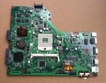 Оригинальный ноутбук Материнская Плата Для ASUS K54LY X54HR K54HR X54H Mainboard HM65 REV: 2.1 для Intel PGA989 неинтегрированный DDR3