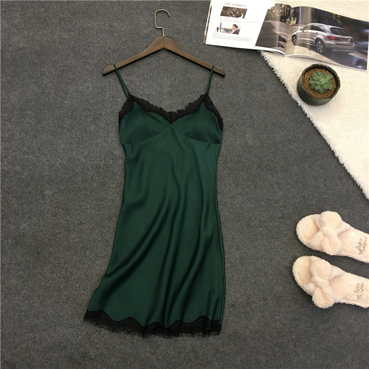7439390151d Sexy Women s Nightgown 2017 Summer   Spring New Design Casual ...