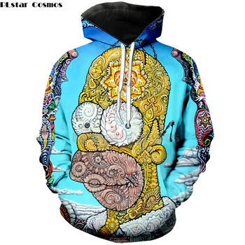 2019 New Fashion of The Simpson Hoodies & Sweatshirts Quality