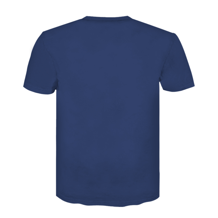 D-249-(DT200)-凯诚T恤短袖模板-后