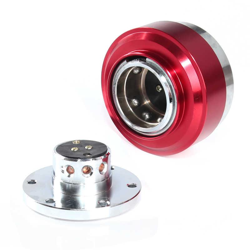 Universal Car samosterujące koło do samochodu adapter do piasty z szybkozamykaczem snap off boss kit akcesoria samochodowe