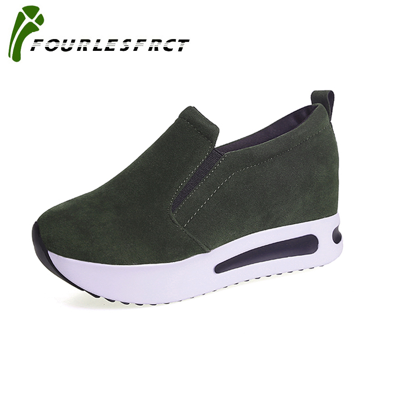2018 Fashion Height Increasing Spring Autumn Women's Casual Shoes Fashion Walking Shoes Women Swing Wedges Shoes Breathable35-40 free shipping fashion loss weight women shoes spring summer autumn swing female breathable mesh shoes women casual shoes 2717w