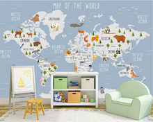 beibehang Custom size wall papers home decor classic decorative painting stereo personality fashion 3d wallpaper map background