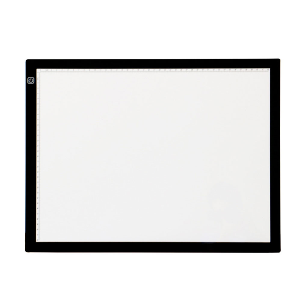 A3 Ultra mince boîte à lumière LED luminosité réglable croquis Pad artistes Art pochoir copie traçage Table à dessin