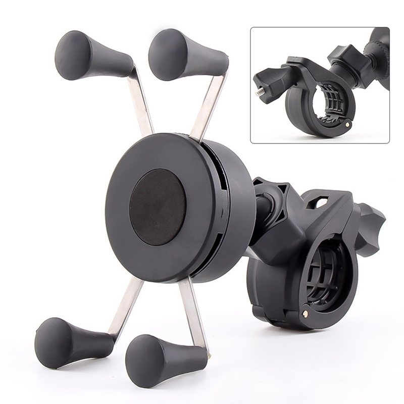 Universal Adjustable CELL PHONE HOLDER Motorcycle Bike Bicycle Handlebar Mount for Samsung for Galaxy for Sony for Xperia