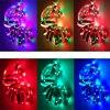 Led 스트립 빛 rgb rgbw smd 5050 스트립 방수 rgb led 유연한 리본 다이오드 테이프 dc12v 5 메터/몫 rgbw rgbww led 빛 스트립