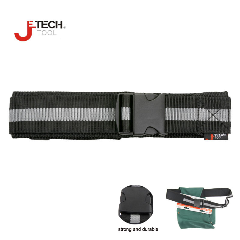 Jetech 2 1 4 wide nylon adjustable padded electrician waist tool belt carpenter workout work belt