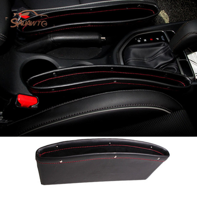 Ordinaire Car Seat Gap Filler Pocket Storage Organizer For SEAT Alhambra Altea Exeo  Formula Toledo Leon 1