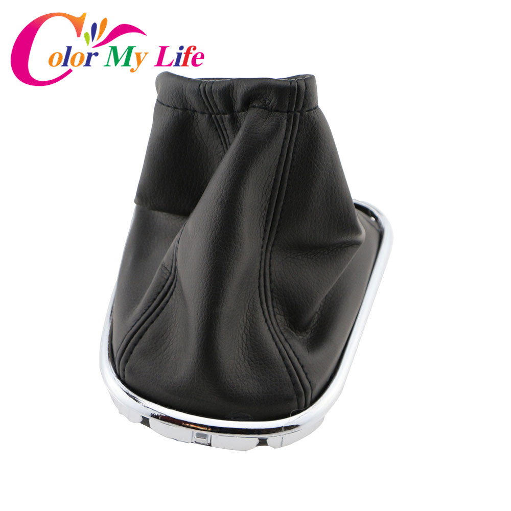 Color My Life Car Shift Knob Cover Gear Shift Dust Stalls for Chevrolet Chevy Cruze MT 2009 2010 2011 2012 2013 2014 2015 Parts chevrolet niva 1 8 mt