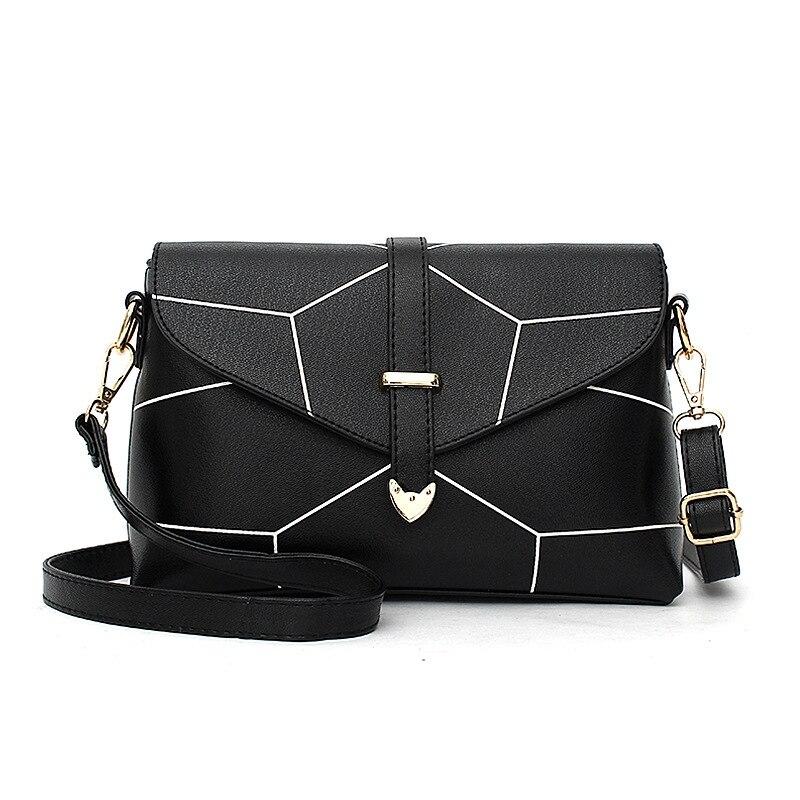 2017 new high-quality oblique cross female bag leisure ladies handbag brand desi