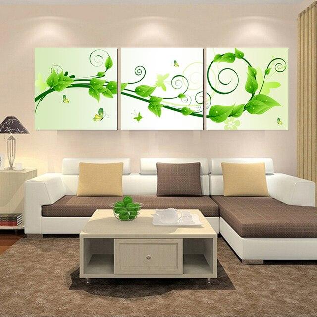 Stampa su tela moderno 3 pezzo di arte della parete quadri dipinti ...
