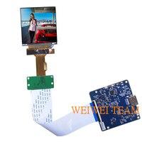 2.9 Inch Virtual Reality VR Glass Display Panel HDMI to MIPI Driver Board TFT LCD Module Headset 1440X1440 HMD LS029B3SX02