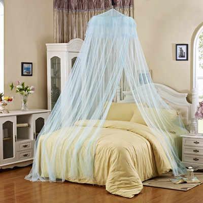 Высококачественная высокоточная блестка супер большая двуспальная кровать с противомоскитной сеткой купольная принцесса 1,8 м 2,0 м занавески для кровати