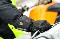 Revit H20 Invernali Caldi Impermeabili Guanti Moto Motocross Ciclismo Guanti di Cuoio Antivento moto Guanti Touchscreen