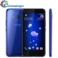 Original HTC U11 6GB RAM 128GB ROM 4G LTE Mobile Phone Snapdragon 835 Octa Core IP67