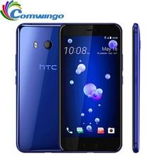 Original HTC U11 6 GB RAM 128 GB ROM 4G LTE Mobilen telefon Snapdragon 835 Octa Core IP67 Wasserdicht 5,5 zoll 2560×1440 p telefon