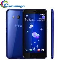 Original HTC U11 6GB RAM 128GB ROM 4G LTE Mobile Phone Snapdragon 835 Octa Core IP67