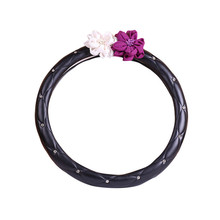 kongyide Steering Wheel Cover 1pcs 38cm 15inch Car Accessories