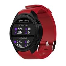 Купить с кэшбэком Ordro L1 GPS Smart Watch Man Android waterproof TF Card Bluetooth4.0 Sleep Monitor camera 2MP With Facebook Twitter