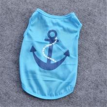 Pet Vest Anchors Clothing