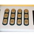 Gsm interfone sistema de interfone sistema de controle de acesso do telefone da porta de Áudio para apartamento