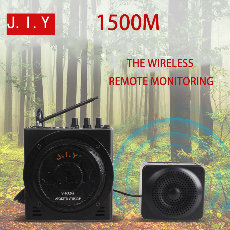 New HIFI Teaching microphone Voice amplifier Speaker Wireless Portable Megaphone Loudspeaker for Tour Guide External Voice TF FM niorfnio portable 0 6w fm transmitter mp3 broadcast radio transmitter for car meeting tour guide y4409b