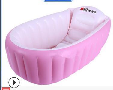 Vaschetta Per Bagno Bambino : Gonfiabile di nuoto del bambino appena nato piscina portatile