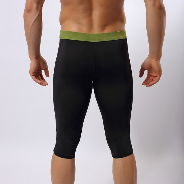 Men's Slim Running Shorts