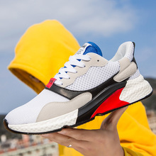 2019 mens breathable mesh casual shoes comfortable fashion summer lightweight sports