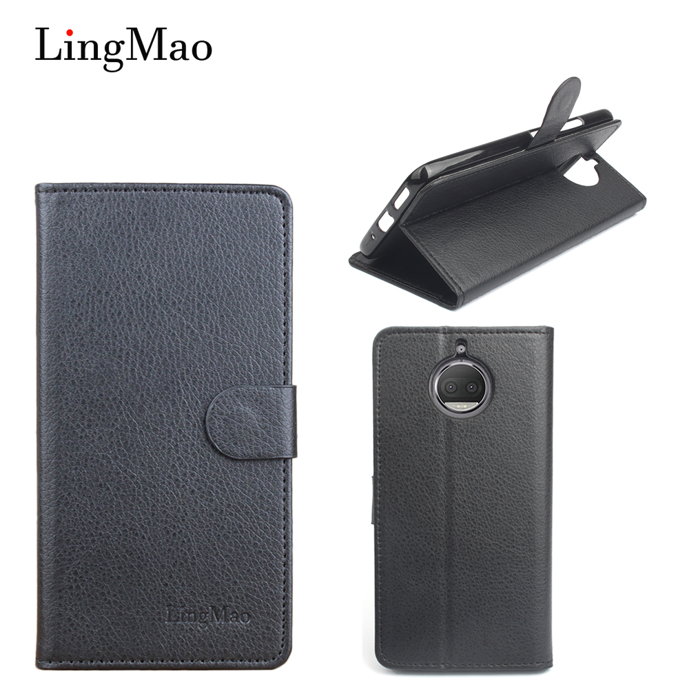 Phone Case For Moto G5s Plus Leather Luxury Wallet FLip Case For Moto G3 G4 Plus G4 PN G4 G5 M XT1662 X Z Play Z PN XT1635 Case