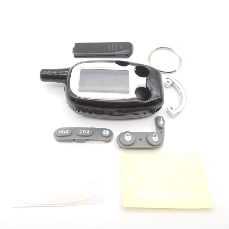 ZX950 Case For Sheriff ZX950 Remote Starter Sheriff ZX-950 Case Keychain Auto Alarm
