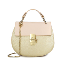 Luxury Designer Shoulder Bag Famous Brand High Quality Woman Bags Mini Gold Chain Bags Woman Small